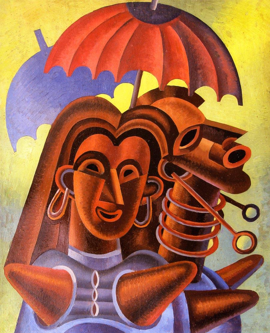 Depero - Donne del tropico