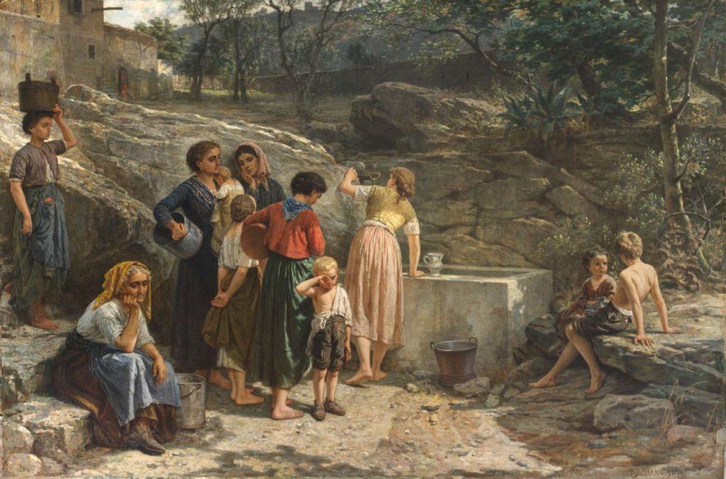 Bartolomeo Giuliano - La siccità