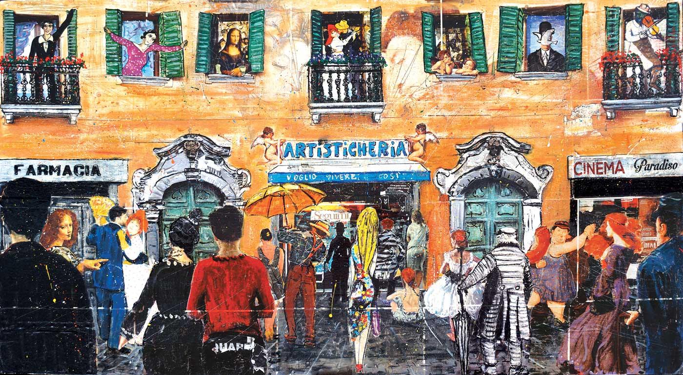 Paolo Franzoso - Artisticheria