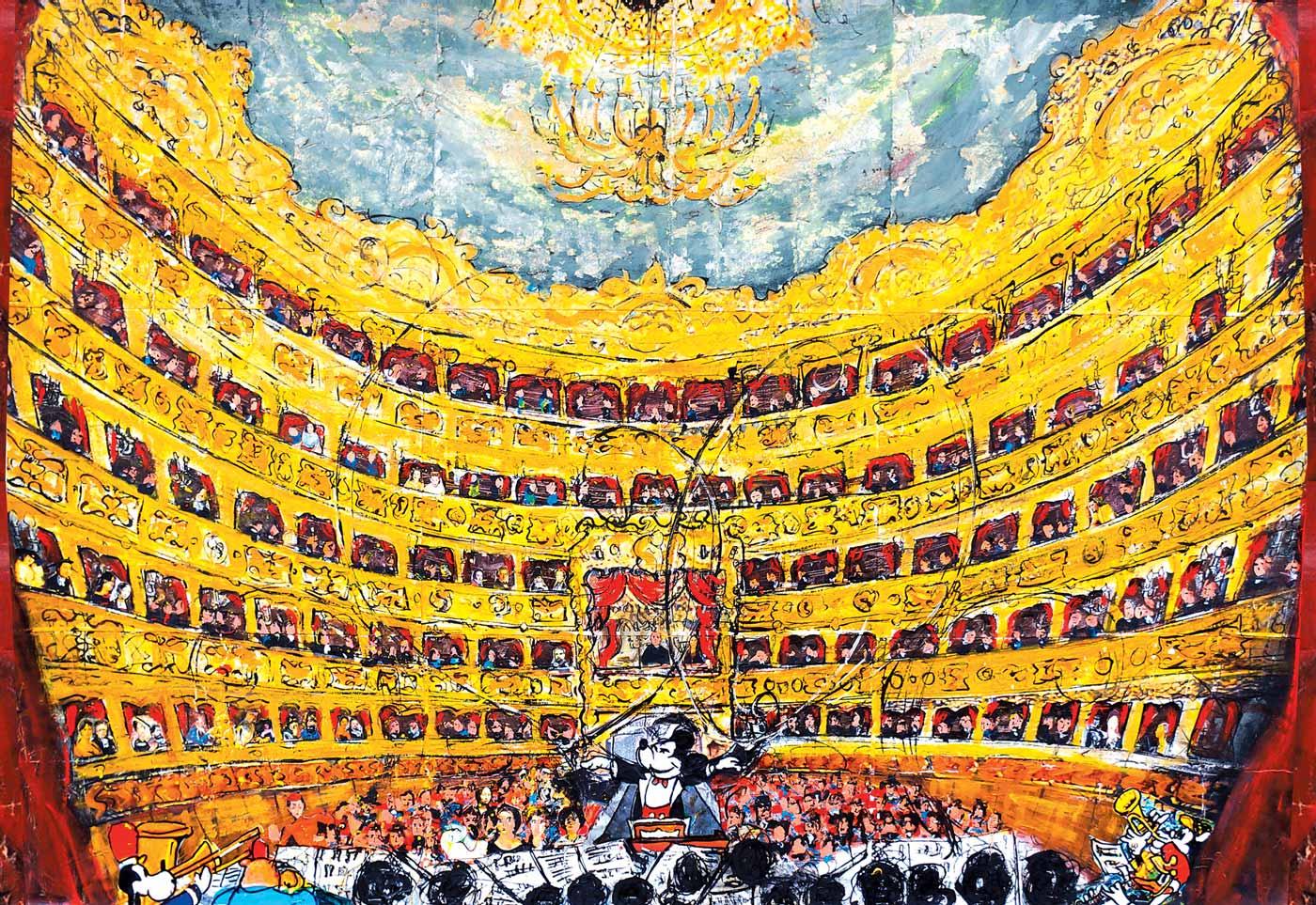 Paolo Franzoso - Fantasia all'opera